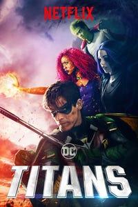 Titans as Dove/Dawn Granger