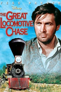 The Great Locomotive Chase as James J. Andrews