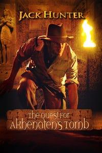Jack Hunter y la búsqueda de la tumba de Akhenaten