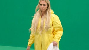 Sacha Baron Cohen Pranked Corinne Olympios and It Was... Not Great