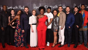 Watch the How to Get Away with Murder Cast Say Goodbye to the Show at Emotional Wrap Party