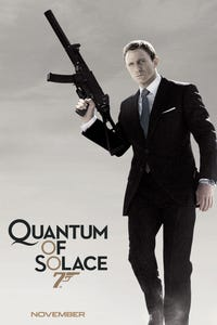 Quantum of Solace as James Bond