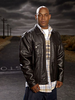 Saving Grace - Season 2 - Bokeem Woodbine as Leon Cooley