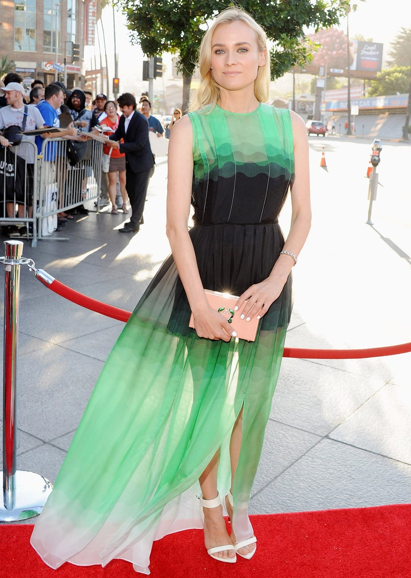 """Diane Kruger - the Series Premiere of FX's """"The Bridge"""" in Los Angeles, California, July 8, 2013"""