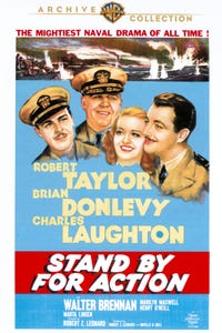 Stand By for Action as Chief Yeoman Henry Johnson
