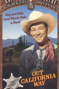 Out California Way as George Sheridan