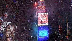 How to Watch the New Year's Eve Ball Drop on TV and Online