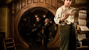 The Hobbit Trailer: Bilbo Baggins Heads Out on An Unexpected Journey