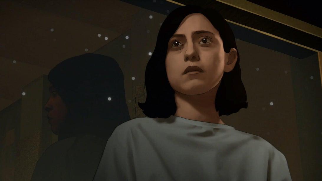 Rosa Salazar, Undone