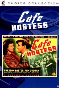 Cafe Hostess as Dan Walters