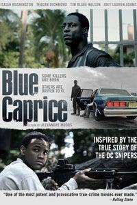 Blue Caprice as John Allen Muhammed