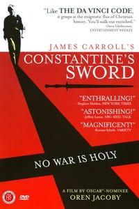 James Carroll's Constantine's Sword as Constantine