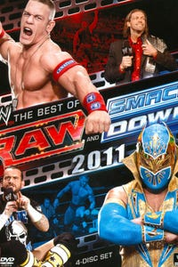 WWE: Raw and Smackdown - The Best of 2011 as Wrestler