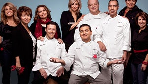 Cake Boss Gets Competitive with New Spinoff Series