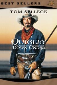 Quigley Down Under as Matthew Quigley