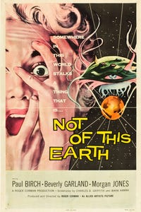 Not of This Earth as Oriental Specimen