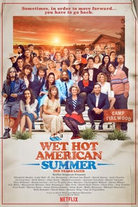 Wet Hot American Summer: Ten Years Later as Henry