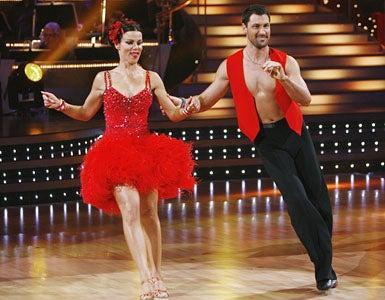 Dancing With The Stars - Season 9 - Debi Mazar and Maksim Chmerkovskiy