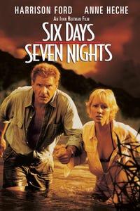 Six Days, Seven Nights as Frank Martin