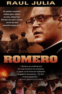 Romero as Father Grande