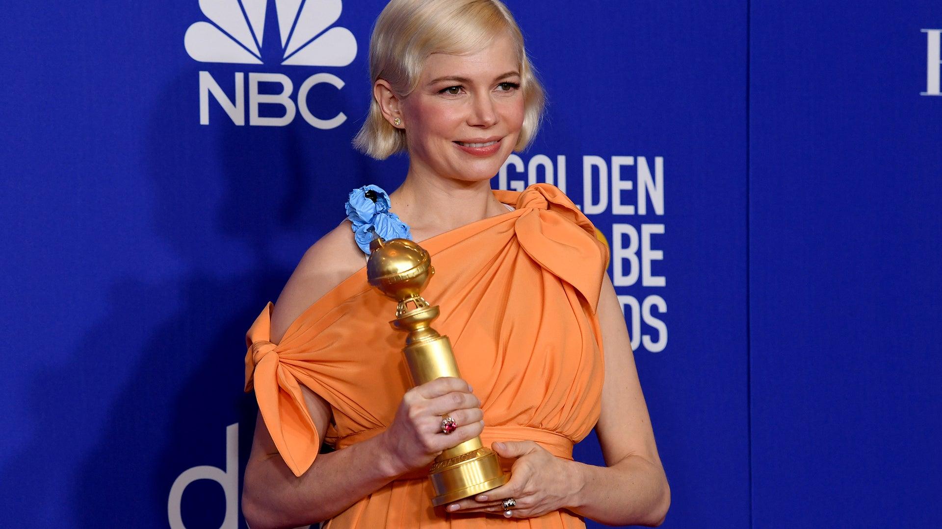 Michelle Williams, The 77th Annual Golden Globe Awards