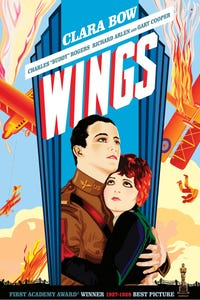 Wings as Cadet White