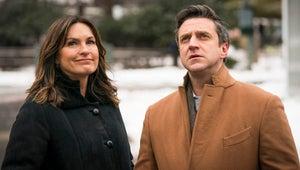 Olivia Benson's Best Partner on Law & Order: SVU Was Actually ADA Barba