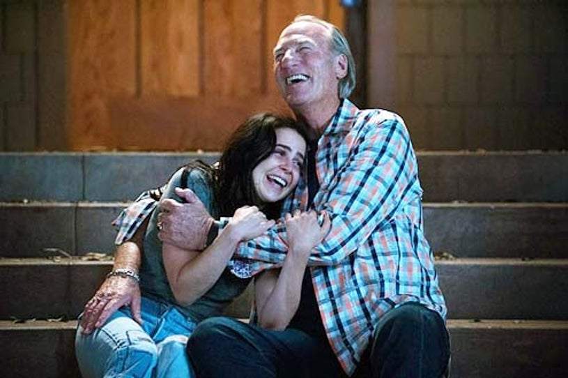 "Parenthood - Season 6 - ""Happy Birthday, Zeek"" - Mae Whitman and Craig T. Nelson"