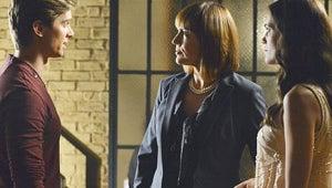 Pretty Little Liars Sneak Peek: Jason Is Back! Emily Meets Maya's Cousin!
