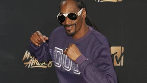 Snoop Dogg and Michael Strahan Are Bringing Back The Joker's Wild for TBS