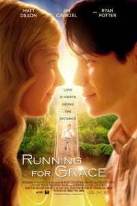 Running for Grace as Reyes