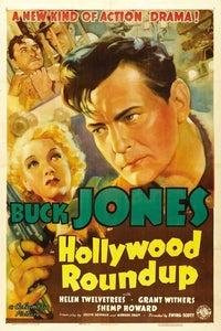Hollywood Roundup as Dickie Stevens