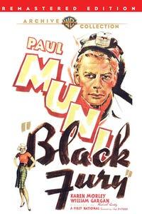 Black Fury as Slim Johnson