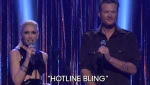 "Watch Gwen Stefani and Blake Shelton Cover Drake's ""Hotline Bling"""
