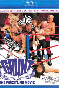 Grunt! - The Wrestling Movie as Angel Face