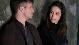 Timeless Finale: Future Wyatt and Future Lucy Are Going to 'Drop a Bomb'