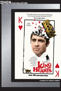 King of Hearts as Charles Plumpick