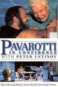 Pavarotti in Confidence with Peter Ustinov