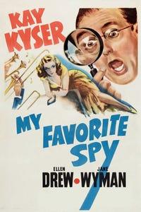 My Favorite Spy as Higgenbotham
