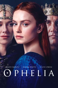 Ophelia as Cristiana