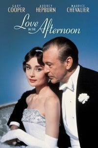 Love in the Afternoon as Monsieur X