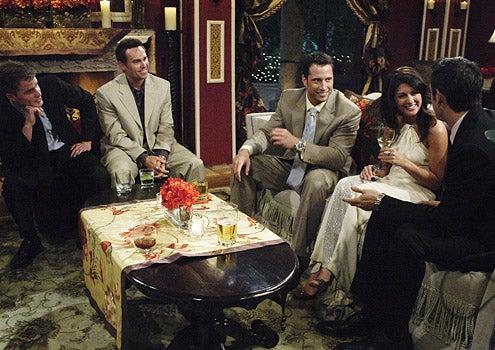 The Bachelorette - Season 5 - Michael, Greg, David and Jillian