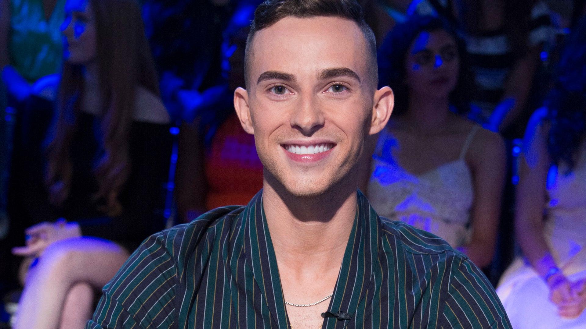Adam Rippon, Dancing with the Stars: Juniors