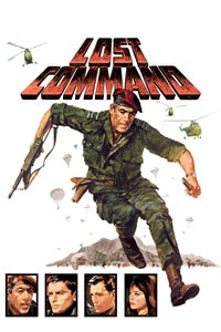 Lost Command as Mahidi