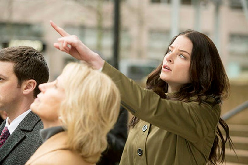 "Continuum - Season 2 - ""Second Truths"" - Rachel Nichols"