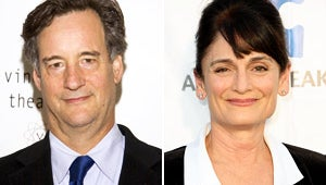 Keck's Exclusives: Private Practice Casts Charlotte's and Cooper's Parents