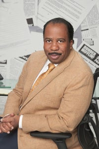 Leslie David Baker as Clyde Pierce