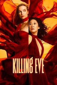 Killing Eve as Eve