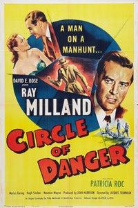 Circle of Danger as Clay Douglas