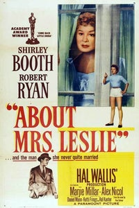 About Mrs. Leslie as Lewis